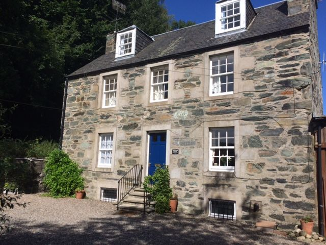 Bakehouse Cottage, Dunkeld, Perthshire